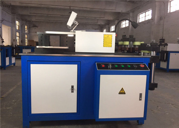 High Efficiency Busbar Cutting Machine For Cutting Copper And Aluminum