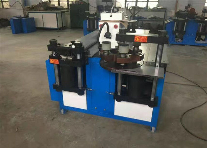 Industrial CNC Punching And Bending And Cutting Machine , Busbar Fabrication Machine