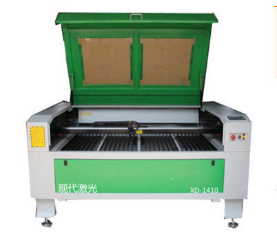 High Speed Laser Wood Cutting Machine , 1410 Reci Laser Engraving Cutting Equipment